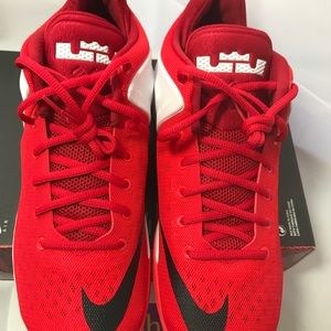 9ff2664e410 Nike Shoes - New Men s Nike Zoom Witness Size 12 Red White